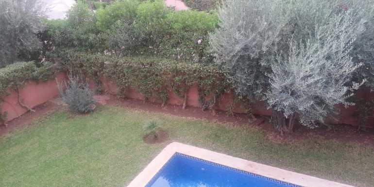Villa meublée à louer sur la route de fes marrakech-11