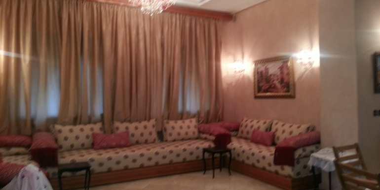 Villa meublée à louer sur la route de fes marrakech-3