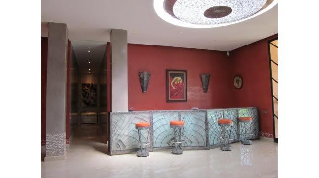 villa à vendre sur domaine amelkis marrakech proche de Golf-5