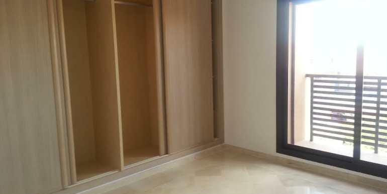 Location Appartement vide avec piscine à l'hivernage marrakech-1