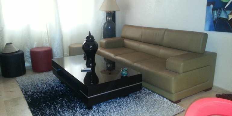 studio meublé pour longue durée à guéliz  (3)