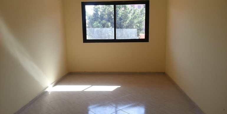 vente appartement sur route de casa avec piscine (1)