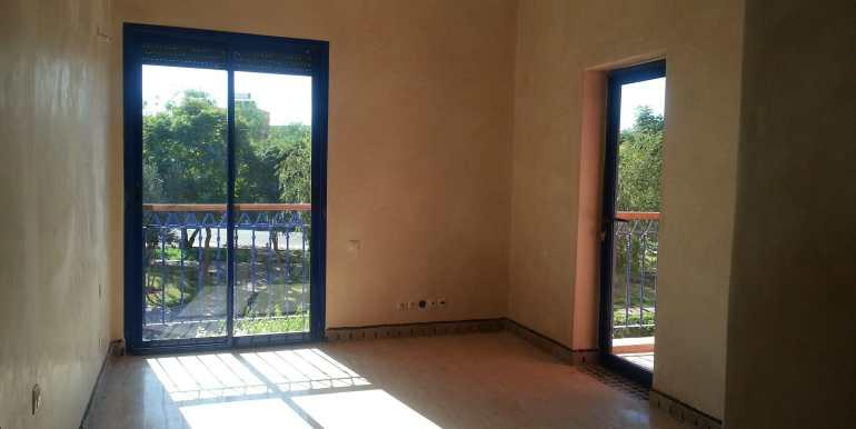 Villa vide sur la route de casa marrakech (4)