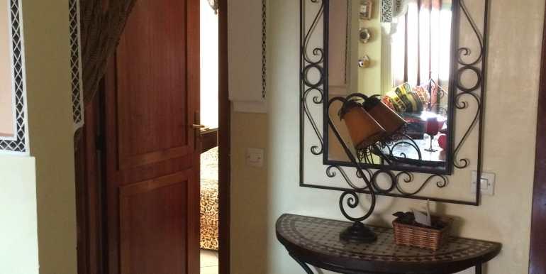 Appartement meublé pour longue durée route de safi marrakech (2)