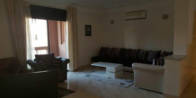 Joli appartement meublé pour longue durée Targa  (6)