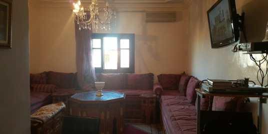 appartement à vendre à rouidat route de safi marrakech