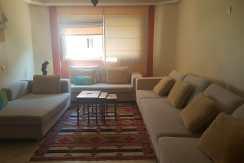 bel appartement meublé pour longue durée route de casa