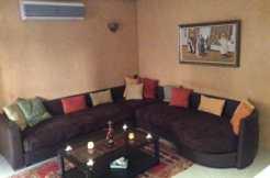 location d'un joli appartement meublé à Allal El Fassi