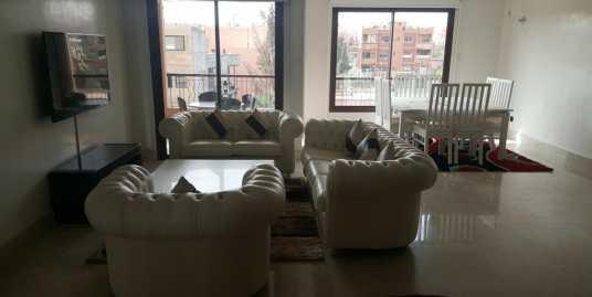 Splendide appartement meublé à l'hivernage