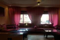 joli appartement meublé pour longue durée guéliz