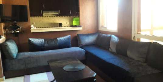 Joli appartement en location meublé à guéliz marrakech