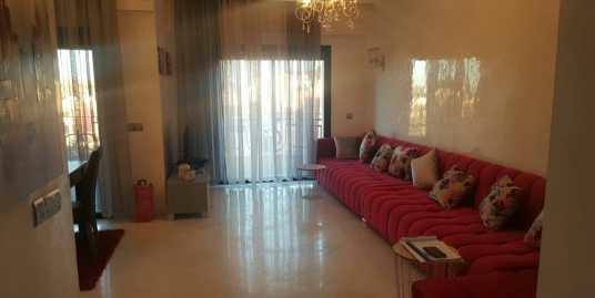 appartement meublé à l'hivernage-Marrakech
