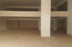 Magasin 250m² sur la route de casa marrakech
