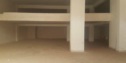 Magasin 250m² sur la route de casa marrakech