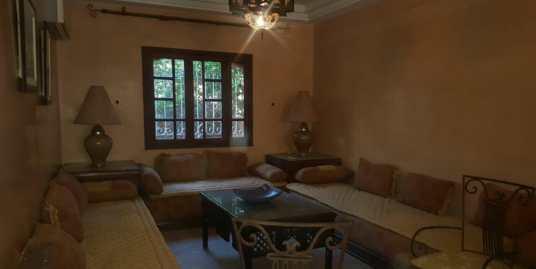 villa à louer vide dans une résidence fermée à targa