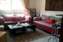 Appartement a louer meublé sur la route de safi' marrakech