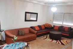 Bel appartement meublé à guéliz