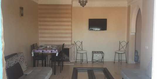 Appartement à victor Hugo marrakech