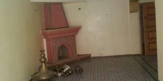 Appartement vide Marrakech l'hivernage longue durée