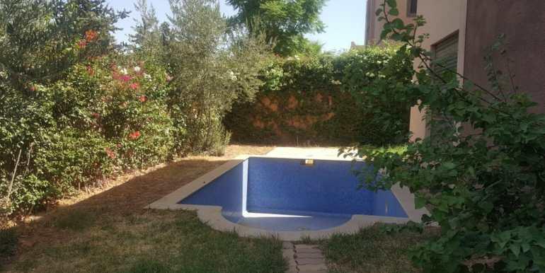 Villa à vendre Targa Marrakech 4