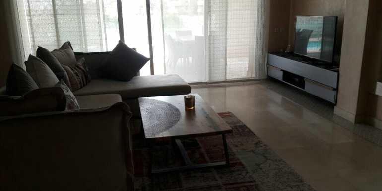 Location villa meublée sur avenue mohamed 6(3)