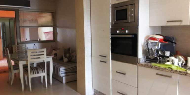 Location villa meublée sur avenue mohamed 6 (5)
