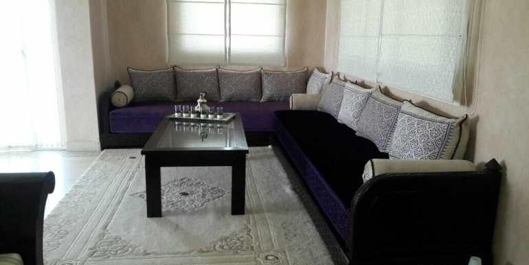 Location villa meublée sur avenue mohamed 6 (6)