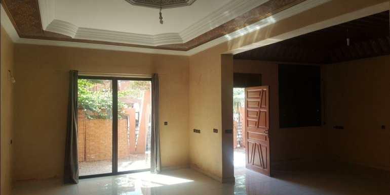 Villa à louer non meublé à marrakech la route de casa (2)