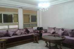 joli appartement meublé rez de chaussée à l'hivernage