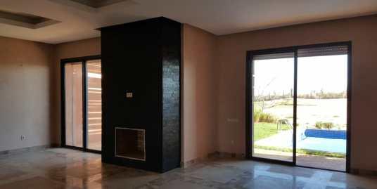 Villa de luxe sur la route d'ourika