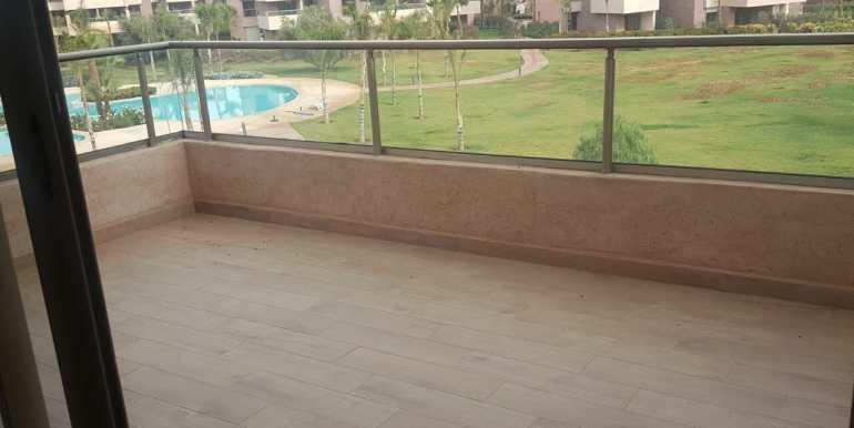 appartement à louer vide pour longue durée Avenue moahmed VI (2)