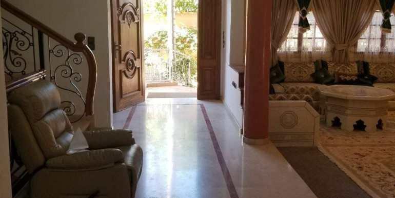 vente villa individuelle à targa marrakech (1)