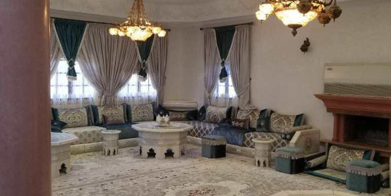 vente villa individuelle à targa marrakech (9)