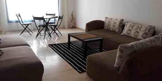 bel appartement meublé pour longue durée