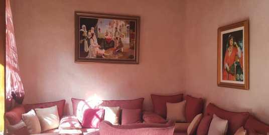 splendide appartement meublé à agdal
