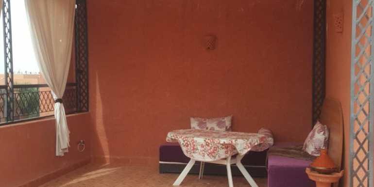 Villa à louer meublée à targa marrakech (1)