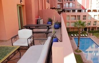 vente appartement majorelle marrakech (2)