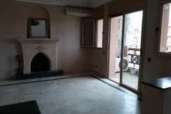 Appartement à louer vide à Marrakech l'hivernage