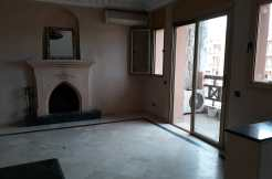Joli appartement à louer vide à l'hivernage