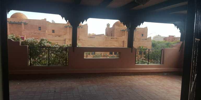 villa vide pour longue durée à la palmeraie marrakech (11)
