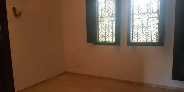 villa vide pour longue durée à la palmeraie marrakech (5)