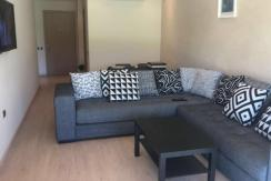 Bel appartement meublé Av Mohamed 6