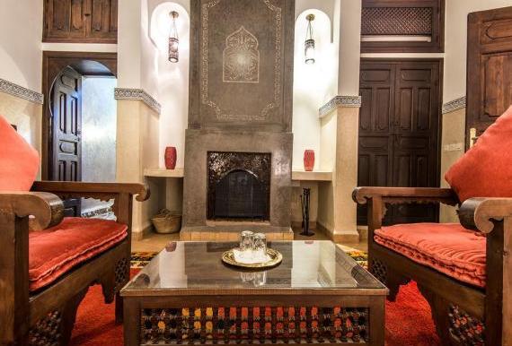 Riad Kasba à marrakech (2)