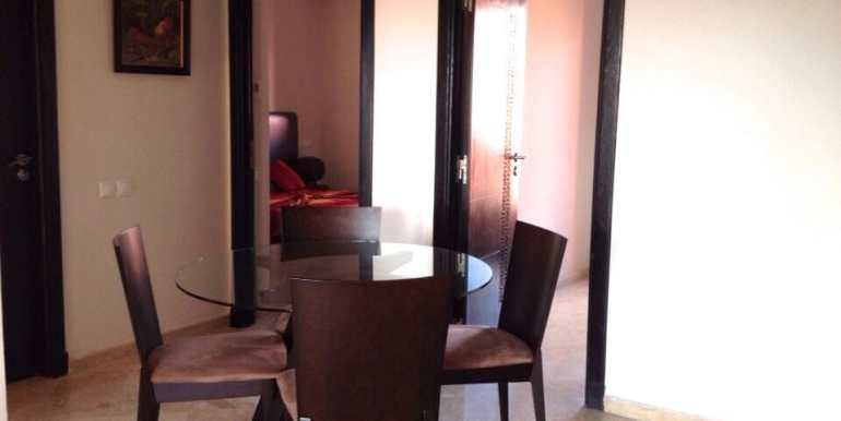 appartement meublé route de casa vers le stade de marrakech (6)