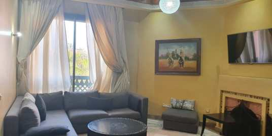 Location d'un joli appartement meublé