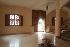Villa à louer vide à targa marrakech