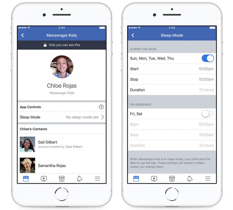 facebook-sleep-mode-uyku-modu