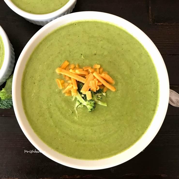 Easy Broccoli Soup
