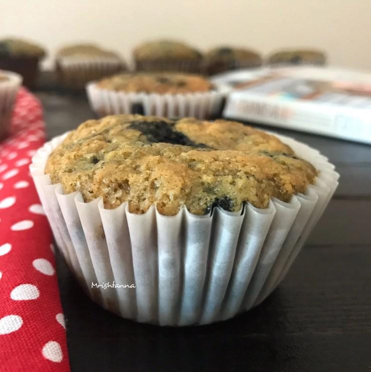 Blueberry Bliss Muffins (Sam Turnbull)