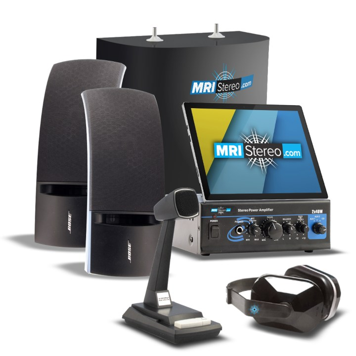 Premiere MRI Stereo Touch